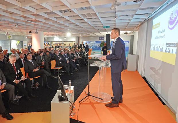 Franz-Josef Hasebrink, Vorstandsvorsitzender der EK/servicegroup. (Foto: EK/servicegroup eG)
