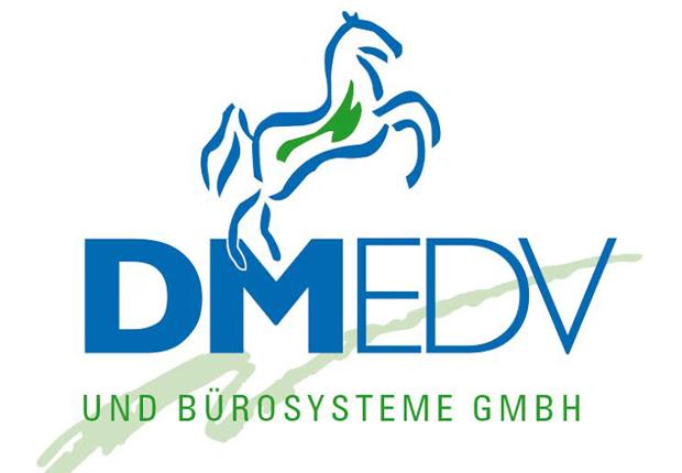 DM EDV- und Bürosysteme GmbH Logo (Foto: DM EDV- und Bürosysteme GmbH)