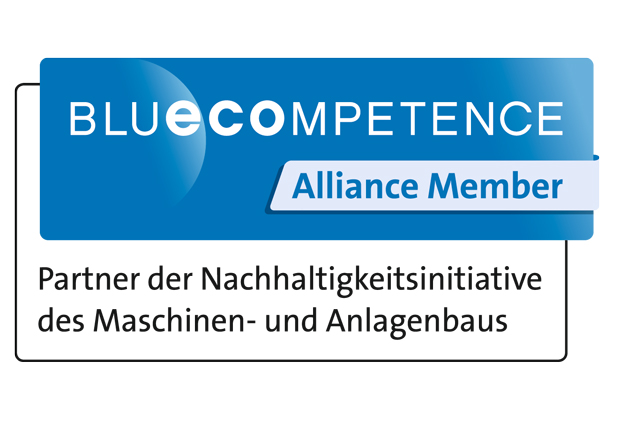 "HARTING Mitglied der ""Blue Competence""-Nachhaltigkeitsinitiative des VDMA. (Foto: VDMA)"