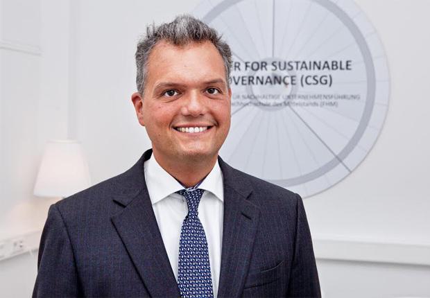 Professor Dr. Volker Wittberg wird Prorektor für Forschung und Entwicklung an der Fachhochschule des Mittelstands. (Foto: Fachhochschule des Mittelstands (FHM) GmbH)