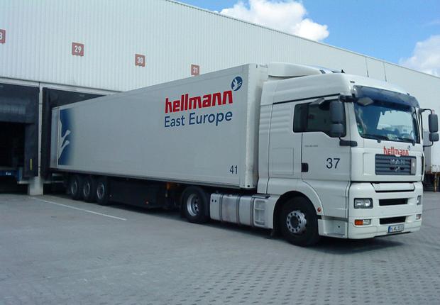 Hellmann East Europe expandiert trotz der Ukraine-Krise. (Foto: Hellmann)