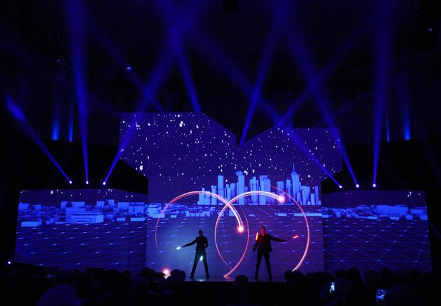 CeBIT Opening Ceremony 2015, Sonntag, 15. März, 18.00 Uhr im Hannover Congress Centrum (HCC) (Foto: Deutsche Messe)