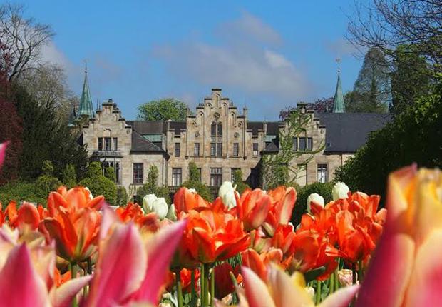 Schloss-Ippenburg auf dem Fruehlingsfestival. (Foto: Schloss Ippenburg)