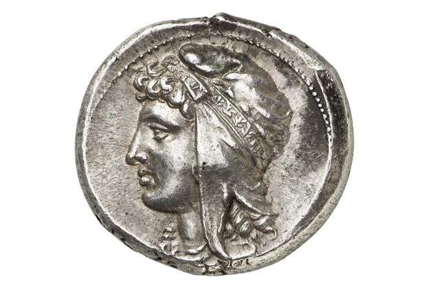 Spektakulär die Versteigerung einer antiken Münze für 220.000 Euro. (Foto: Fritz Rudolf Künker GmbH & Co. KG)