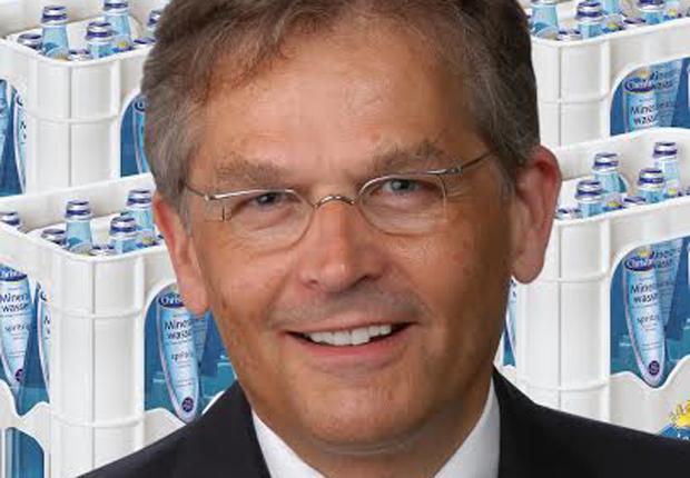 Dipl.-Kfm. Carsten Heß – Geschäftsführer Gehring-Bunte Getränke-Industrie. (Foto: Christinen Brunnen)