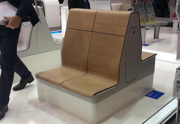 """Schwer entflammbar: Für Sitze wie diese, die Becker für die Firma Franz Kiel aus Nördlingen produziert hat, ist """"Becker Incendur plus"""" perfekt geeignet. (Foto: Becker)"""