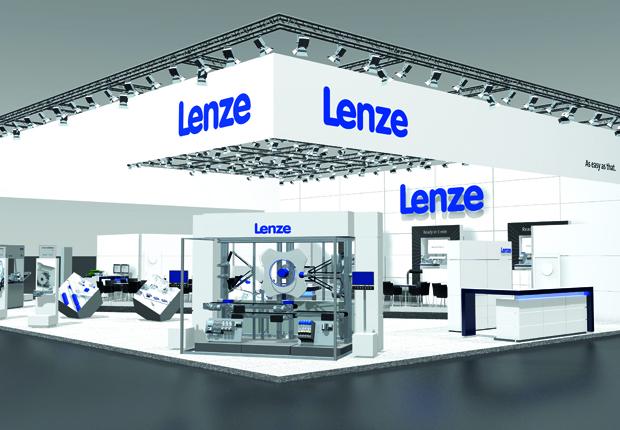 Die Vorgedachten Lösungen von Lenze erleichtern den Maschinenbauern die Realisierung von Maschinenkonzepten und verschaffen ihnen Freiräume für die Alleinstellungsmerkmale der Maschine. (Foto: Lenze)