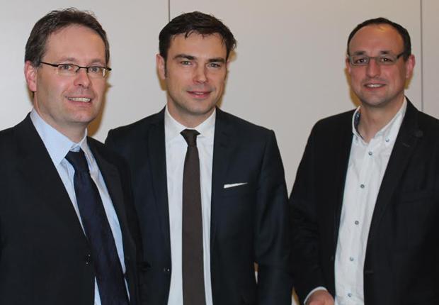 Sehen Hausaufgaben für die Städte: Dr. Markus Preißner (Wissenschaftlicher Leiter am IfH), Mark Rauschen (Handelsausschussvorsitzender) und Stefan Nottbeck (stellvertretender Vorsitzender des IHK-Handelsausschusses) (Foto: IHK Osnabrück)