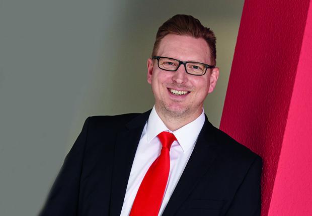 Alexander Fürst, Gründer und Geschäftsführer der HKF- Personalprojekte GmbH (Foto: HKF)