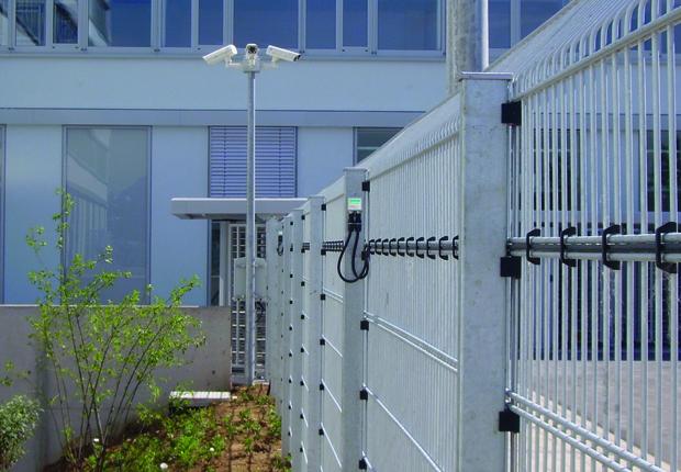 Das integrierte Inova® Sicherungssystem vereint eine zuverlässige Funktion mit einem ansprechenden Design. (Foto: Berlemannn)