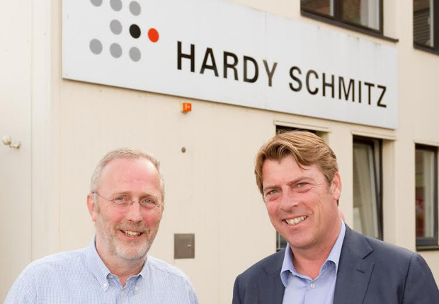 (v.L.) Robert und Jan Schmitz führen das Geschäft von Hardy Schmitz bereits in der dritten Generation fort. (Foto: Hardy Schmitz)