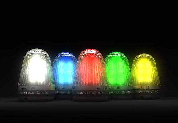 """Mit der Reihe """"Compro LED-Leuchten Multicolour"""" hat Compro Farbe in Spiel gebracht. (Foto: Testboy GmbH)"""