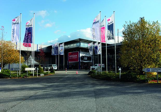 Modernes Messe- und Kongresszentrum mit überregionaler Ausstrahlung. (Foto: A2 Forum)