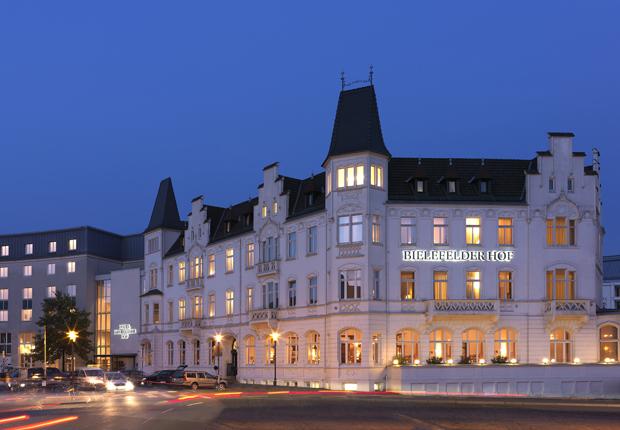 Berufsreise, Urlaub in der Region oder ein kurzer Stopp zwischendurch. (Foto: Bielefelder Hof)