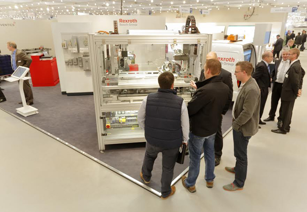 Gebündelte Fachkompetenz für neue Zulieferketten im Maschinenbau. (Foto: GS Media-Service Gabriele Schneider)