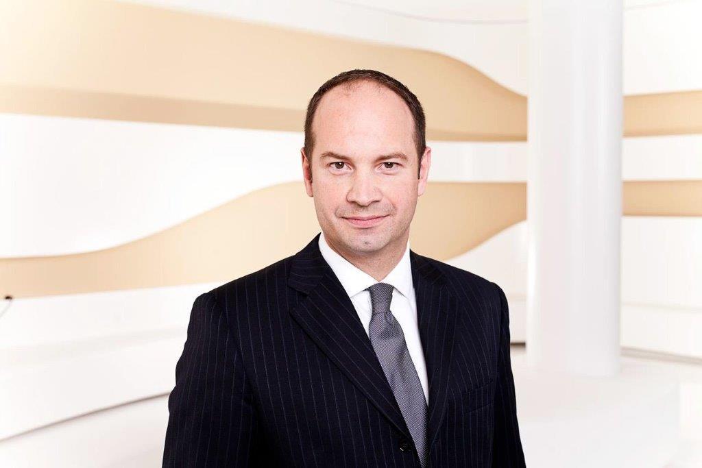 Matthias Scheffner, Managin Director und Mitglied der geschäftsleitung Deutsche Bank Bielefeld, Wealth Management Deutschland der Deutsche Bank AG. (Foto: Deutsche Bank)