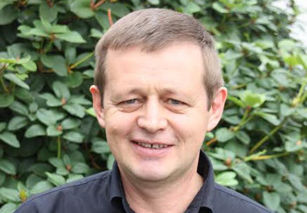 Andreas Friesen, Kommissionierer im Versand bei HARTING (Foto: HARTING)