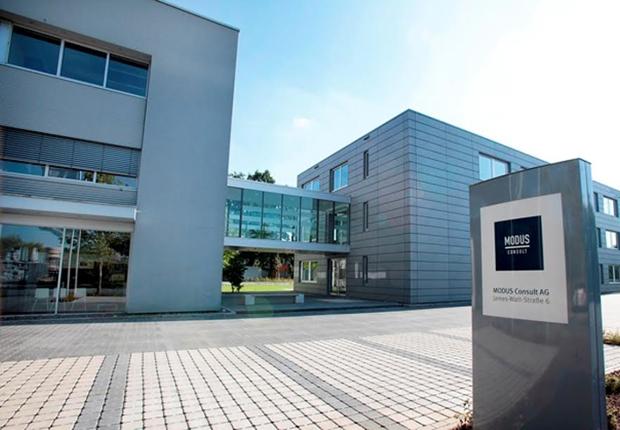 MODUS Consult – Stärkster ERP-Partner 2015 (Foto: MODUS Consult AG)