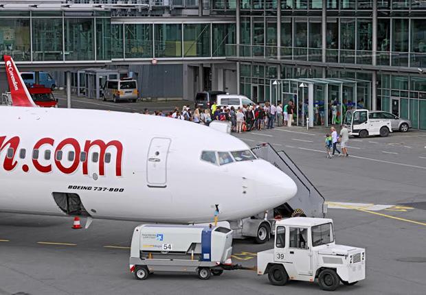 Wachstumstrend am Paderborn- Lippstadt Airport setzt sich fort. (Foto: Airport PAD)