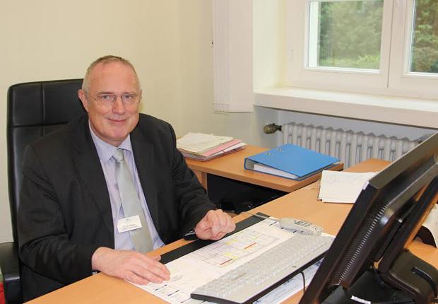 Dr. Gunter Wagner seit 1. September als Leiter der Psychosomatik in Bad Hermannsborn (Foto: Unternehmensgruppe Graf von Oeynhausen-Sierstorpff)