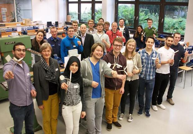 MINT-Mentoring für Studierende und Unternehmen (Foto: OWL MASCHINENBAU e.V.)