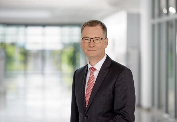 Roland Bent Geschäftsführer von Phoenix Contact. (Foto: Phoenix Contact)