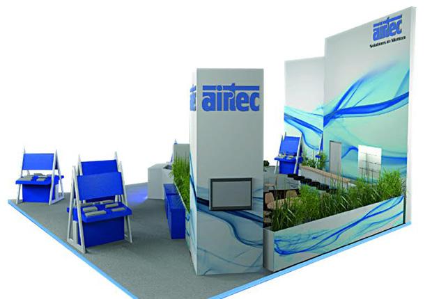 AIRTEC präsentiert neue Pneumatik-Lösungen auf dem FMB in Halle 20, Stand D (Foto: AIRTEC)