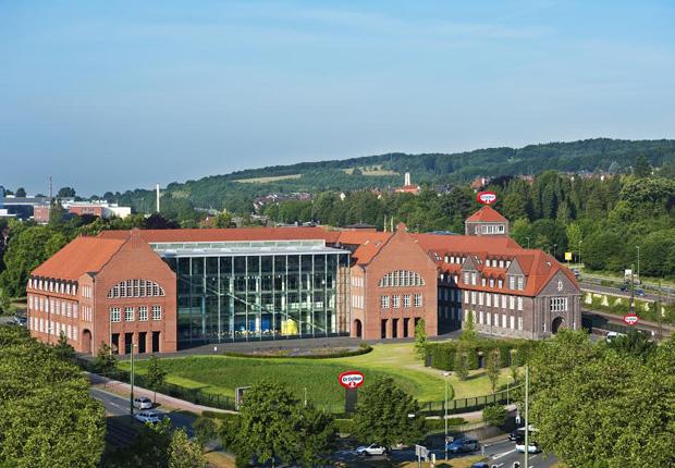 Dr. Oetker Welt und Stammhaus (Foto:  Dr. August Oetker KG)