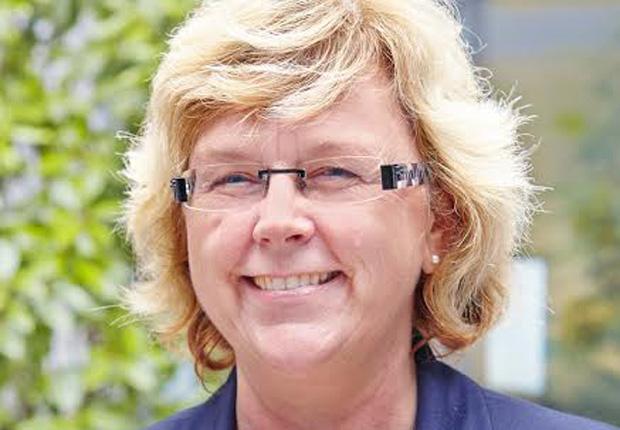Andrea Stahnke, Geschäftsführung bei Druckerei Reinhold Festge GmbH & Co. KG (Foto: Reinhold Festge GmbH & Co. KG)