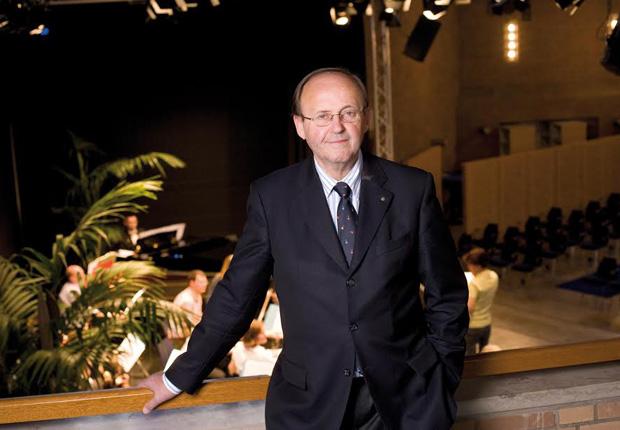 Harald Müller, Geschäftsführender Gesellschafter der emco Group, starb am 18. Dezember 2015 im Alter von 74 Jahren. (Foto: emco Group)