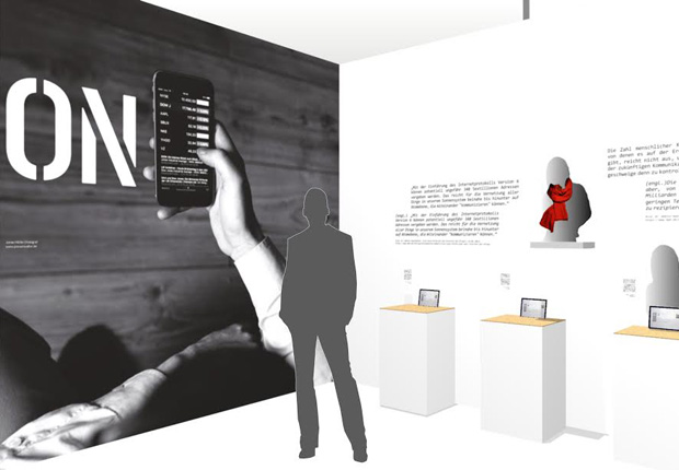 In der hell gestalteten ON-Trendbox wird das Internet der Dinge thematisiert (Bild: TRENDFILTER).