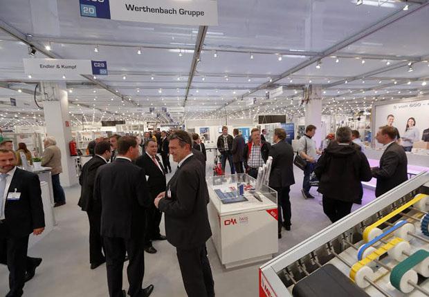 Die FMB - Zuliefermesse präsentiert sich auf der Hannover Messe auf dem Gemeinschaftsstand von it´s OWL und OWL Maschinenbau: Halle 16, Stand A 04. (Foto: Clarion Events Deutschland GmbH)
