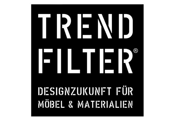 """Unternehmenslogo """"Trendfilter"""" (Foto: Verbände der Holz- und Möbelindustrie Nordrhein-Westfalen e. V.)"""