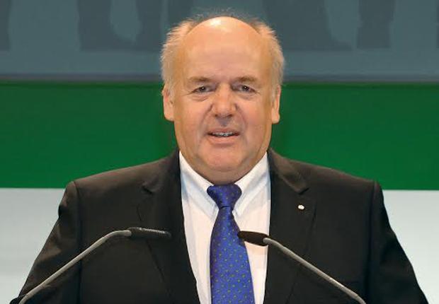 Vorstand: Dr. Clemens Große Frie (Vorsitzender) (Foto: Agravis)