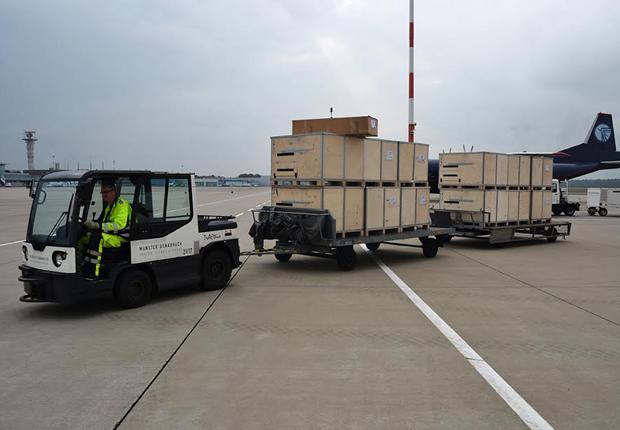 Bei FMO Flughafen Münster/Osnabrück kann man jetzt hinter die Kulissen blicken (Bildquelle: FMO)