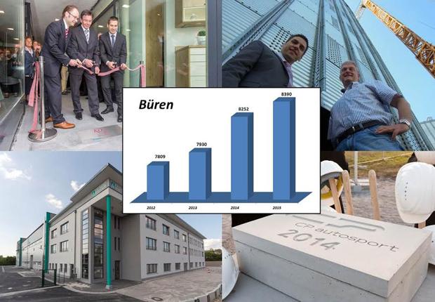 Attraktiver Arbeitsmarkt mit kreisweiten Spitzenwerten (Foto: Stadt Büren)