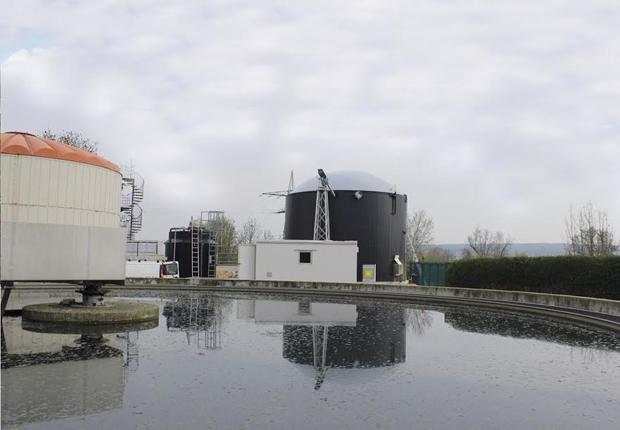 Erst kürzlich konnte eine WELTEC-Anaerobstufe auf einer Kläranlage in Süddeutschland in Betrieb genommen werden. (Foto: WELTEC BIOPOWER GmbH)
