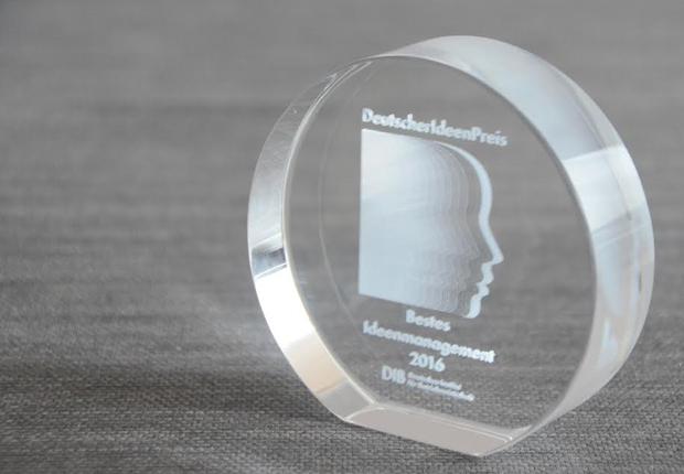 Deutscher Ideenpreis 2016 (Foto: HANNING & KAHL)