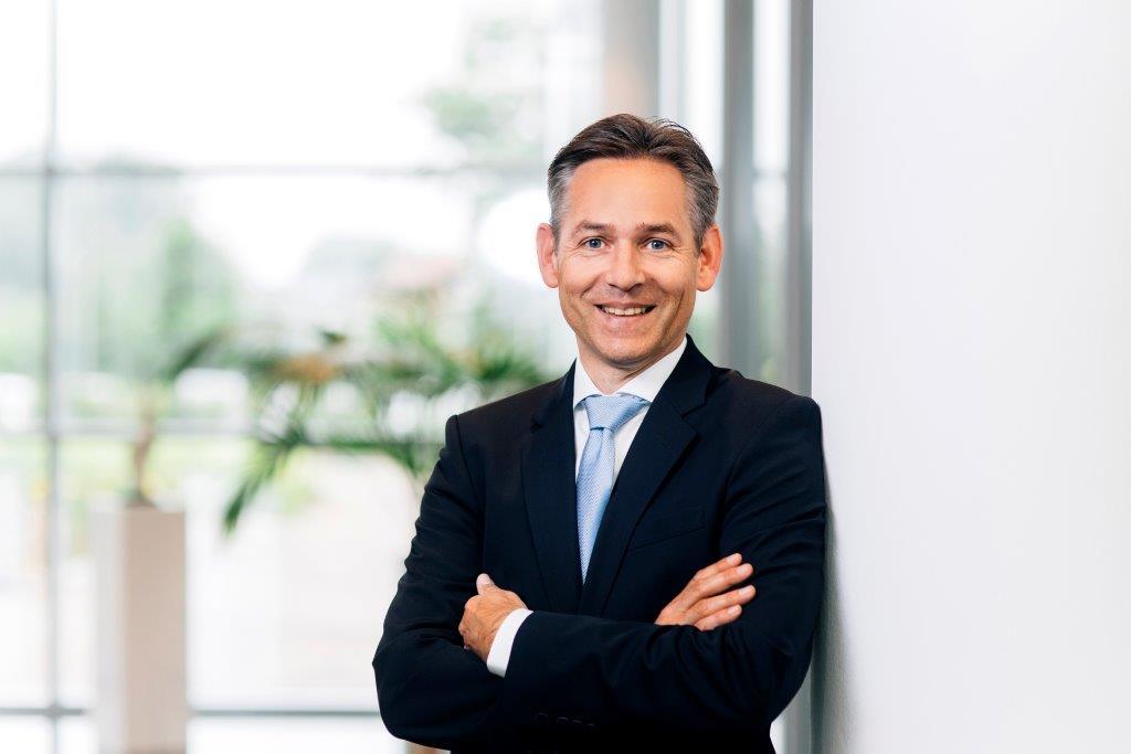 Foto Norbert Rotter, Vorstandsvorsitzender der itelligence AG (Foto: itelligence AG)