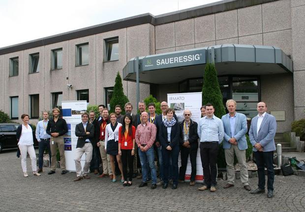"""Auf zu neuen Oberflächen – Das INTERREG-Projekt """"MOVERO"""" soll den theoretischen Grundlagen von Oberflächengeometrien auf den Grund gehen. (Foto: TAFH Münster GmbH)"""