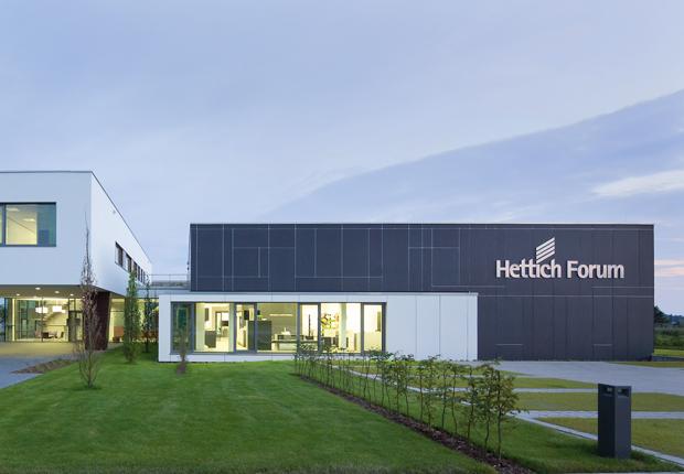 """Die Hettich Gruppe gehört zu den Unternehmen in Deutschland, die """"Top-Karrierechancen"""" bieten. (Foto: Hettich)"""