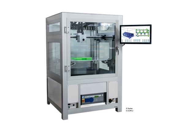 FFF/FDM-3D-Drucker inv3nt F666 der Systec GmbH (Foto: Systec GmbH)