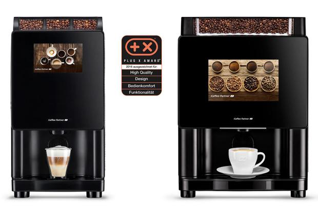 Die neue ausgezeichnete Bona-Linie (Foto: Kaffee Partner)