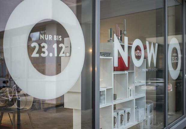 """Ein neues Ladengeschäft in Oldenburgs Innenstadt ist eigentlich nichts Besonderes. Doch """"NOW"""" ist anders: es ist der erste Pop-Up-Store Oldenburgs. (Foto:  Feinrot Kreativgesellschaft)"""