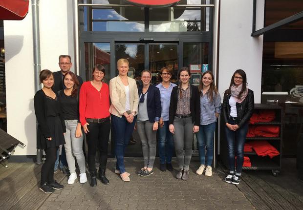 Azubiaustausch-Projekt von vier Unternehmen aus dem Kreis ist auch in diesem Jahr wieder in eine neue Runde gestartet. (Foto: GOP Kaiserpalais Bad Oeynhausen)