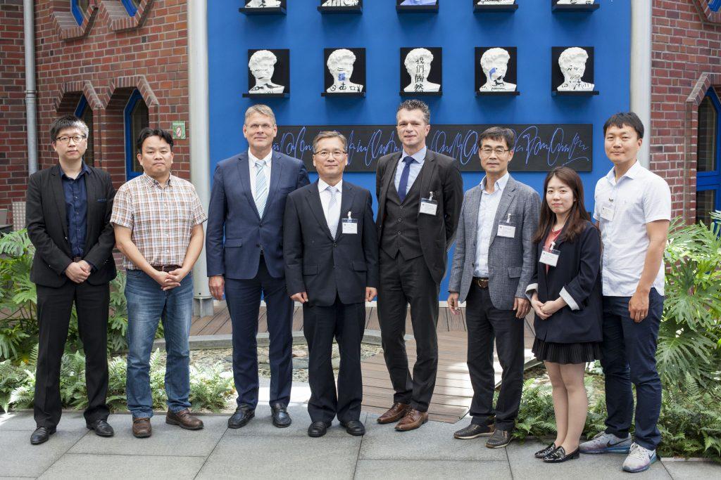 Der FPI e.V. bildet ein internationales Netzwerk mit Foodpolis aus Südkorea.