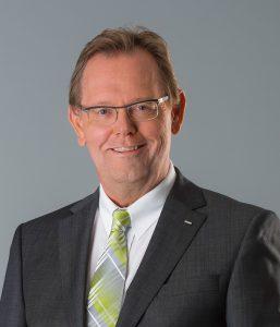 Lothar Kriszun geht in den Altersuhestand