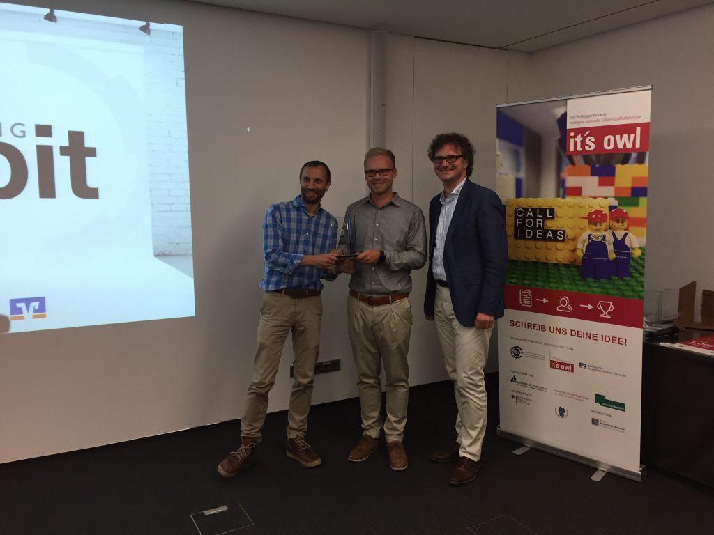enpit wurde mit dem Qualitätslabel der Universität Paderborn ausgezeichnet