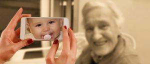 Digitalisierung ist auch ein Thema für Ältere