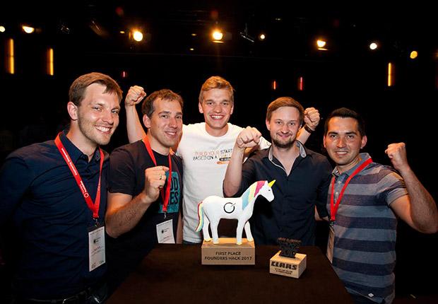 """Bereits vor der offiziellen Eröffnung des Pioneers Club hat eine erste gemeinsame Veranstaltung stattgefunden: Der """"Founders Hack"""""""